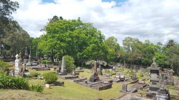 cemetery at St John's Gordon
